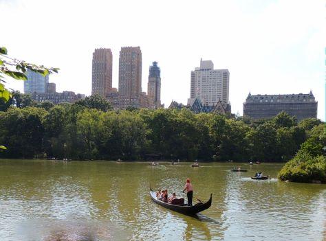 gondola central park
