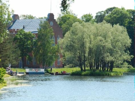 gondola Tsarskoye Selo
